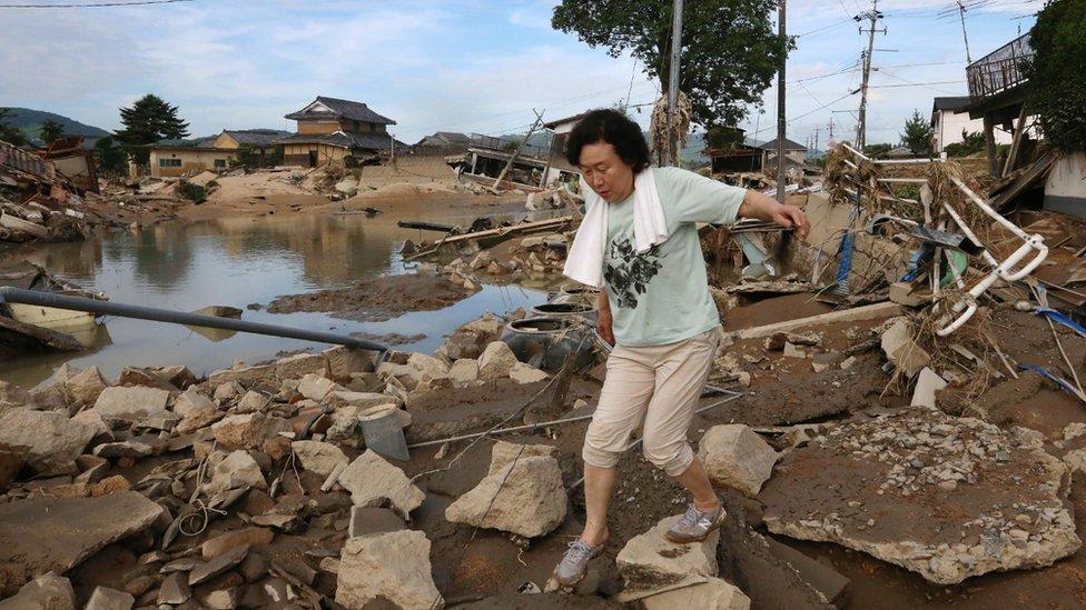 Zvaničnici kažu da nivo vode u nekim delovima opada/AFP