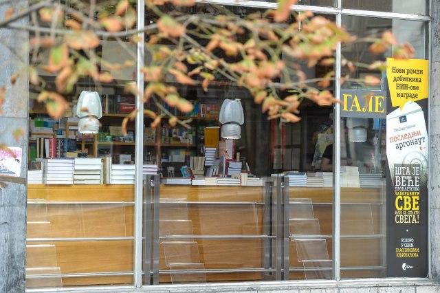 Zašto su prazne Glasnikove knjižare?!