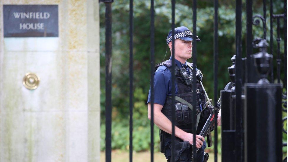 Američka ambasada u London/AFP