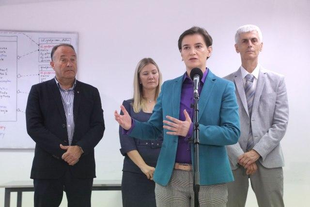 Premijerka Brnabić 17. i 18. jula u poseti Gruziji