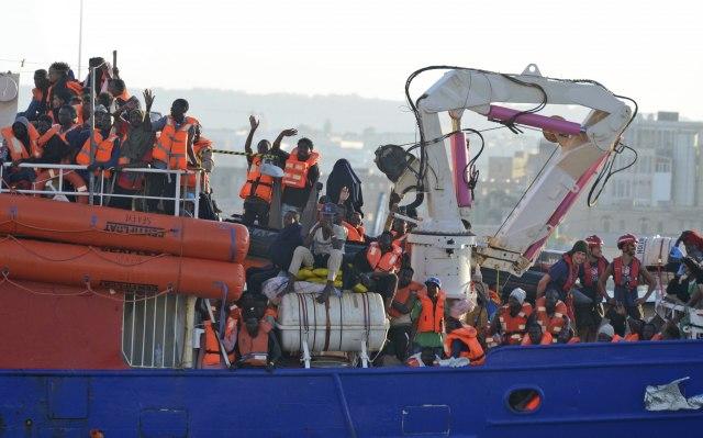 Novi spor Malte i Italije oko migranata?