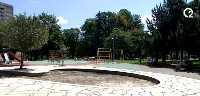 "Fontana u centru BG - ""leglo zaraze"" / VIDEO"