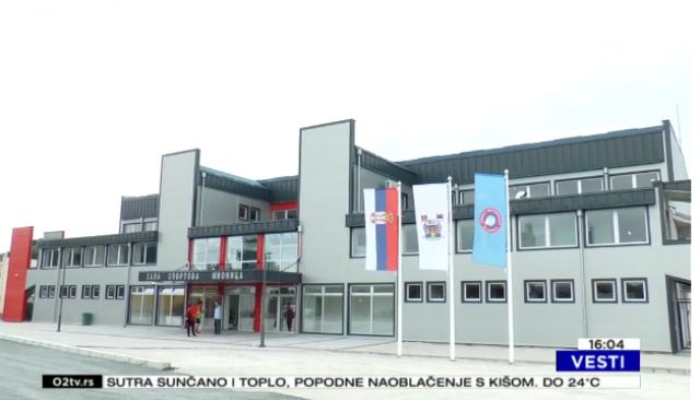 Mionica dobila sportski centar VIDEO