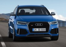 Audi RS Q3 performance (2017)