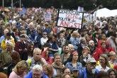 Minhen: 15.000 ljudi protesovalo protiv