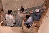 Egipatski sarkofag: Misteriozna crna grobnica otvorena u Aleksandriji