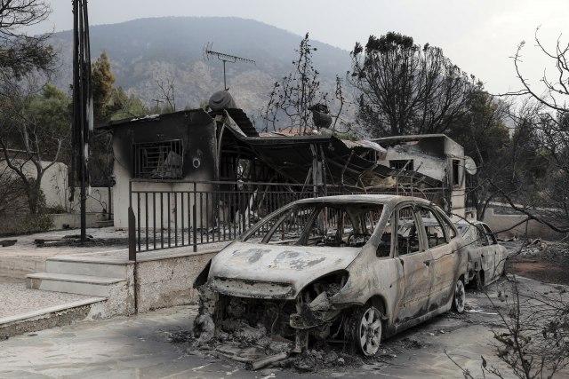 """""""Osećao se dim, videli smo da je počela katastrofa"""" VIDEO"""