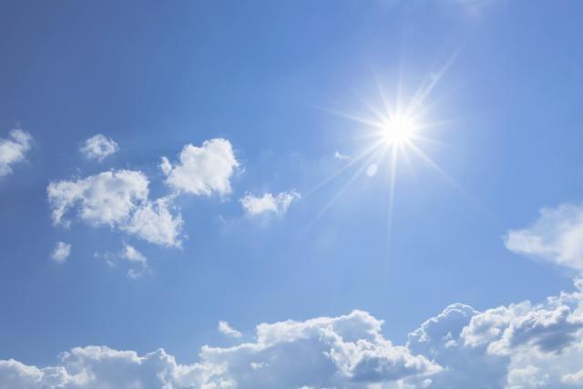 Pretežno sunčano, mogući lokalni pljuskovi