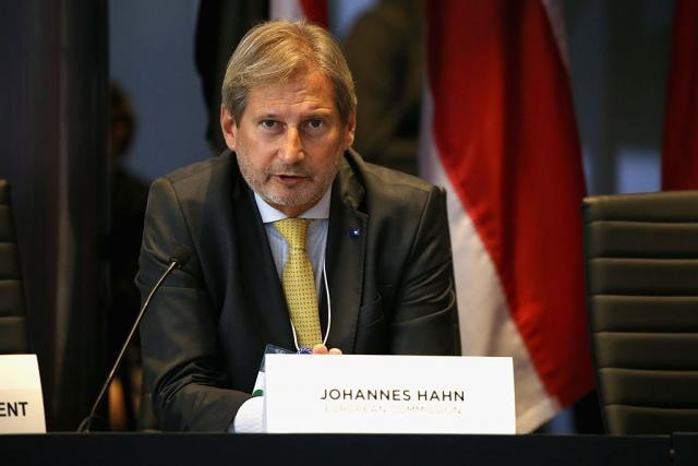 Johannes Hahn (Getty Images, file)