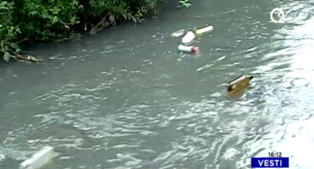 Reka Blatašnica kanalizacija