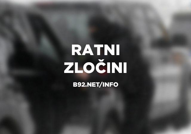 Državljanin Srbijen okrivljen za ratnog zločin u Ovčari