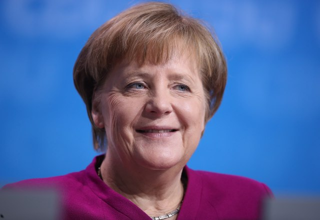 """Merkelova se konačno oglasila o """"granicama na Balkanu"""""""