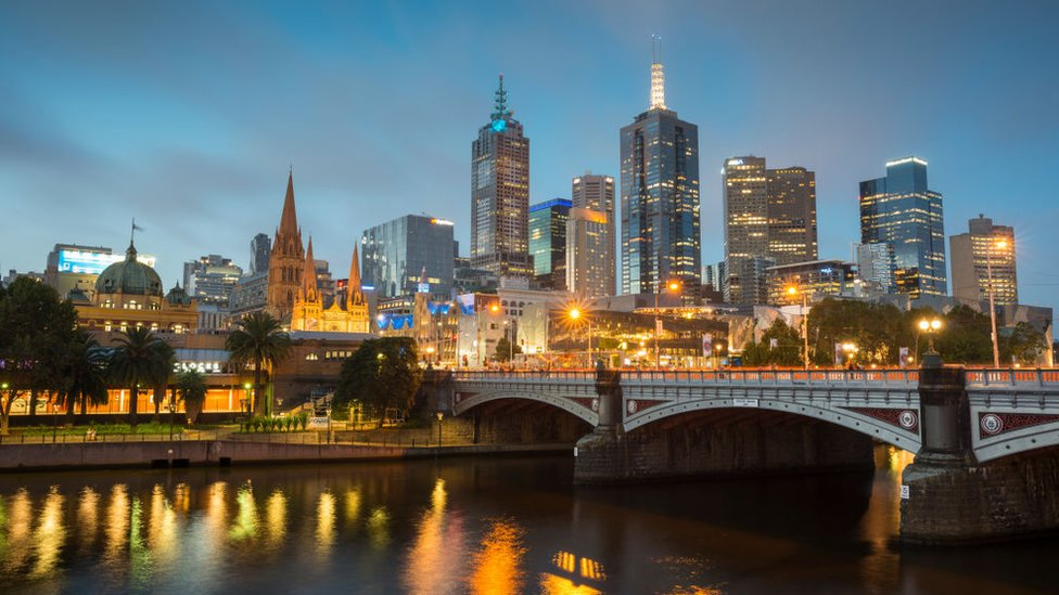 Melburn je bio na prvom mestu čak sedam godina/Getty Images
