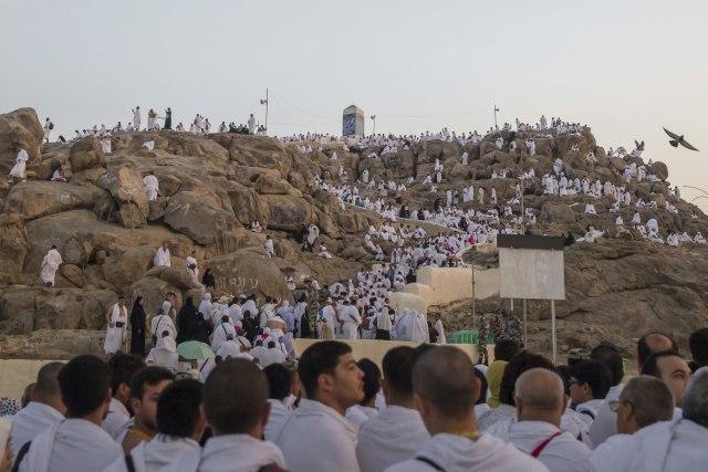 Dolina planine Arafat i dva miliona vernika