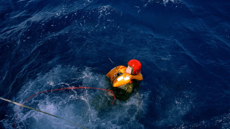 Hladna glava i topla voda su ključni za preživljavanje/Getty Images