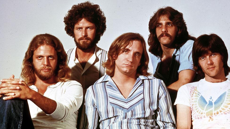 Dva od prva tri najprodavanija album u istoriji pripadaju grupi Eagles/Getty Images