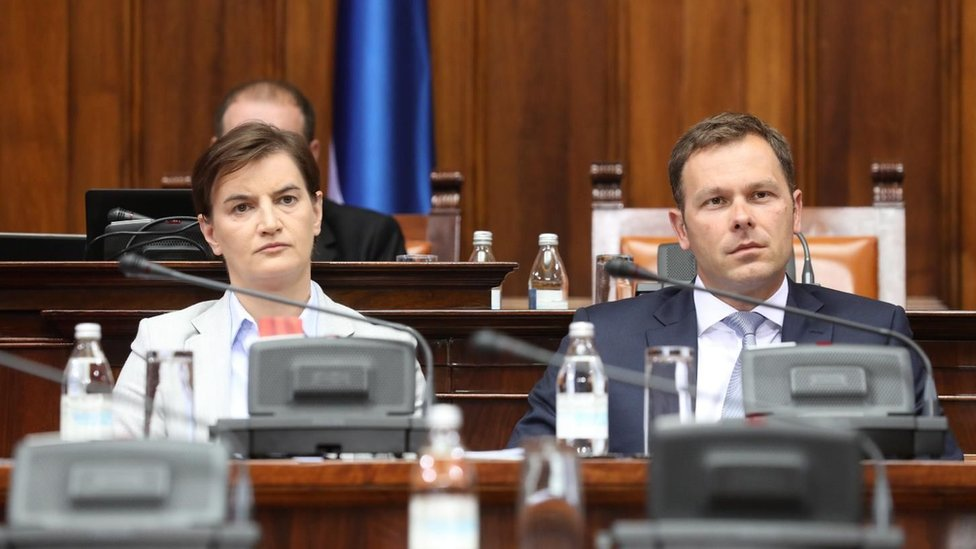 Ministar finansija Siniša Mali kaže da se &ceo istok Srbije diže&/FONET