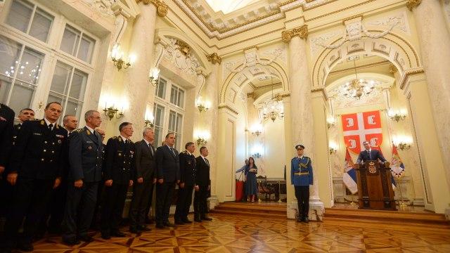Vojni sindikat cestitao Mojsilovicu i unapredjenim