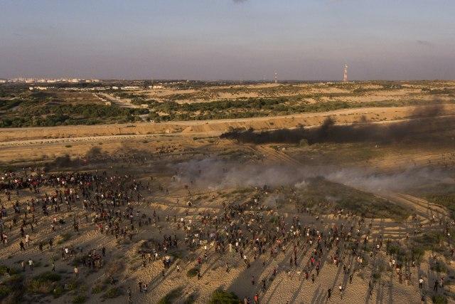 Netanjahu odložio rušenje sela u pojasu Gaze