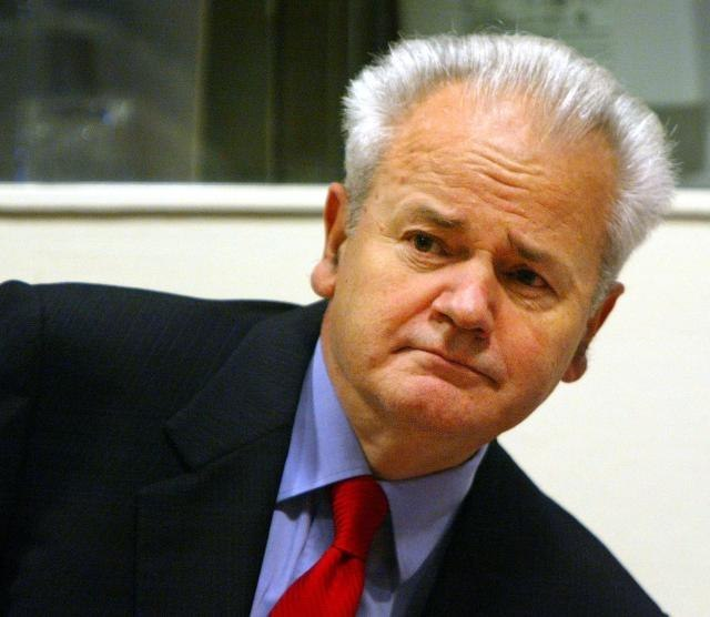 Slobodan Milosevic (Getty Images, file)