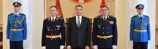"""""""Ispraćamo velikog vojnika, dočekujemo velikog vojnika"""""""