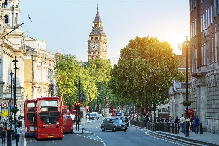 London / thinkstock