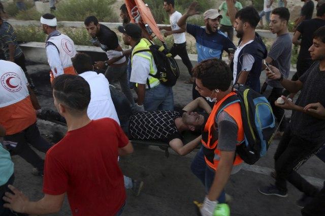 Palestinski dečak ubijen u pojasu Gaze