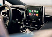 Foto: Apple CarPlay u Toyoti (ilustarcija)