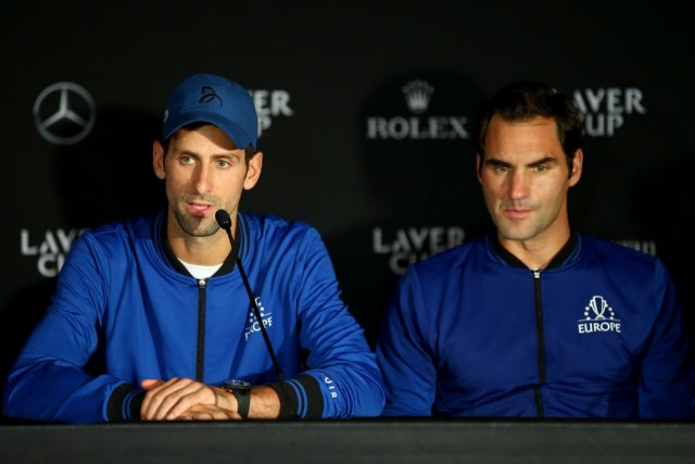 Photo by Clive Brunskill/Getty Images for The Laver Cup