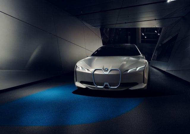 BMW i Vision Dynamics Concept (2017)