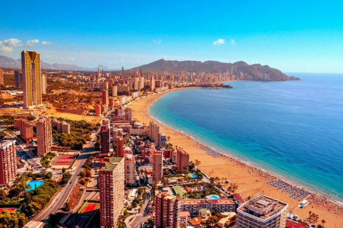 Benidorm / thinkstock