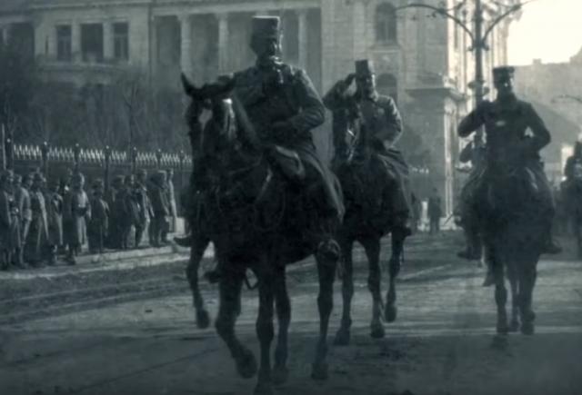 Rezultat slika za sto godina od oslobođenja beograda u prvom svjetskom ratu