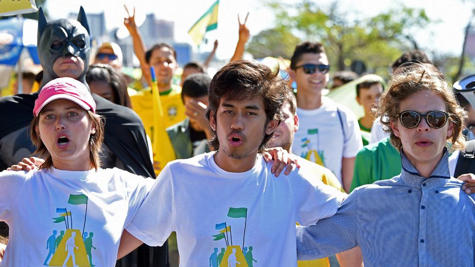 Kim Kataguiri je izabran za člana kongresa/Getty Images