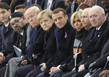 The ceremony in Paris last Sunday (Tanjug/AP, file)