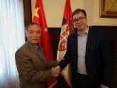 Vučić zahvalio predsedniku Kine na podršci u Interpolu