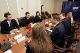 Mali s ministrom finansija Albanije - kako do lakše trgovine