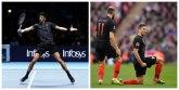 Fudbaleri Hrvatske gledali Novaka posle poraza na Vembliju FOTO