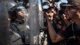 Mesiko: Protesti u Tihuani zbog izbegličkog karavana