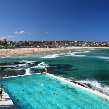 Pla�a Bondi / thinkstock
