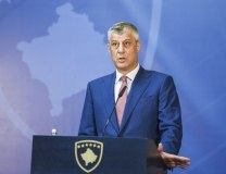 Hashim Thaci (EPA-EFE, file, illustration)
