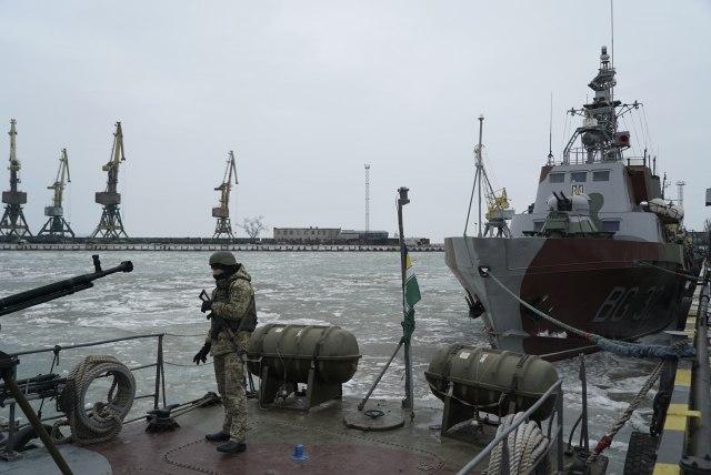 """Vojska SAD izvela """"neuobičajen"""" let iznad Ukrajine"""