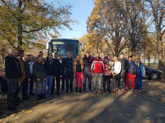 Fenomenalni uslovi za srpske kajakaše u Bugarskoj
