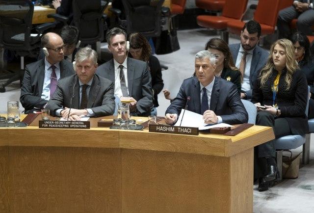 Hashim Thaci (Tanjug/AP)