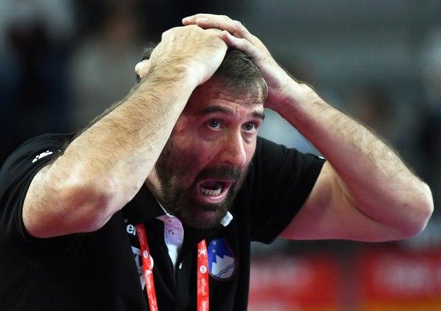 "Vujovića i Slovence ""pokosio"" virus pred Svetsko prvenstvo"