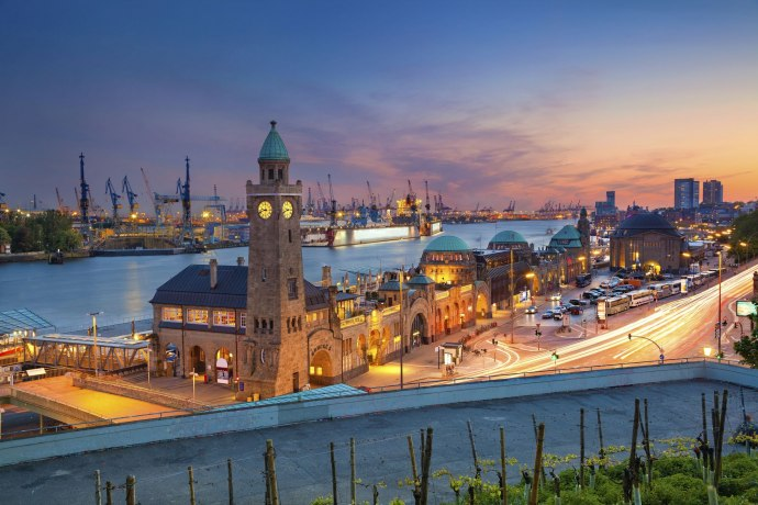 Hamburg / thinkstock