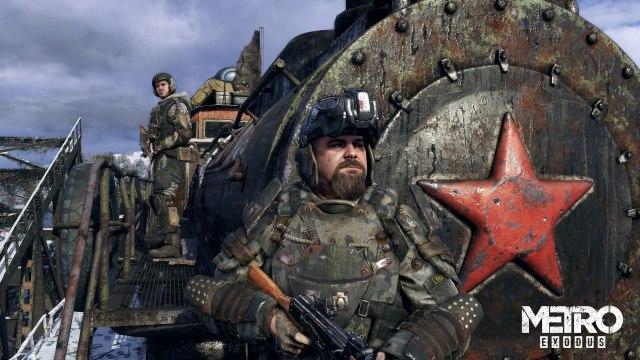 Metro Exodus - Mračni svet postnuklearne Rusije GAMEPLAY VIDEO