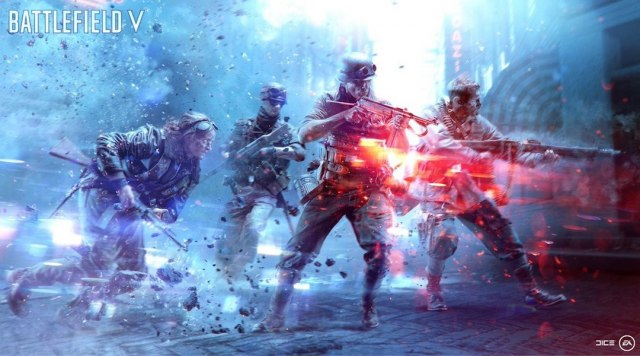Lighting Strikes za Battlefield V stiže 17. januara