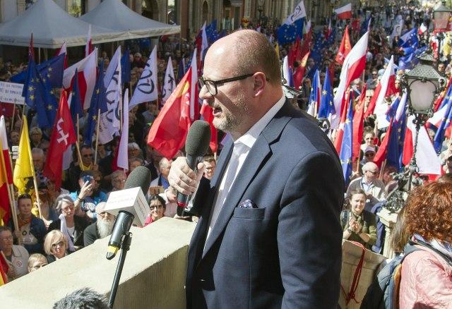 U Poljskoj dan žalosti za ubijenog gradonačelnika Gdanjska