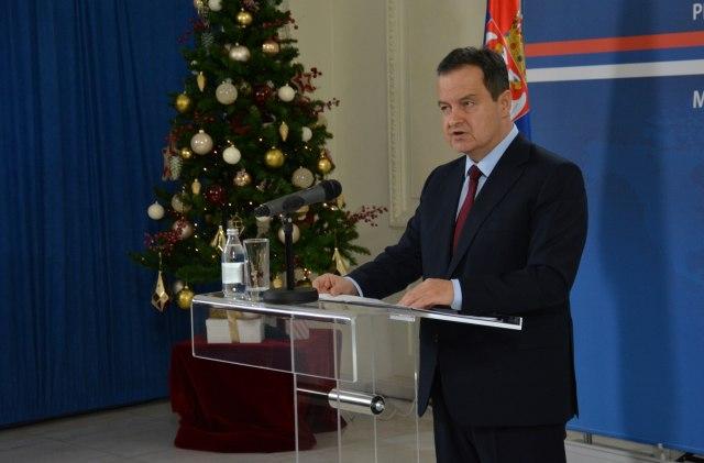 Dačić: Nemamo šta da krijemo u vezi sa Libijom