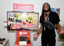 Photo by Rich Fury/Getty Images for Nintendo